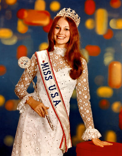 Michele McDonald (Pennsylvania) Miss USA 1971