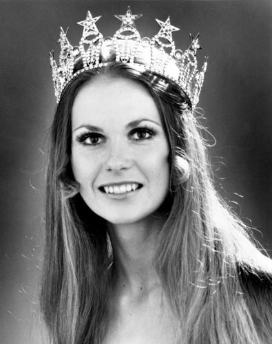 Tanya Wilson (Hawaii) Miss USA 1972