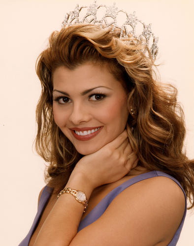 Ali Germaine Landry (Louisiana) Miss USA 1996
