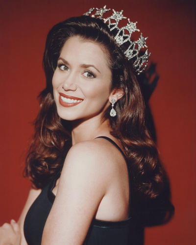Brandi Sherwood (Idaho) Miss USA 1997