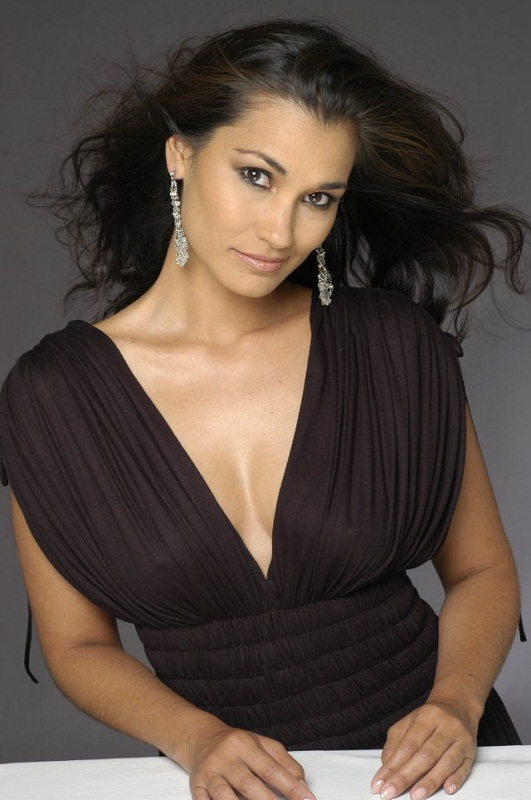 Brook Antoinette Mahealani Lee (Hawaii) Miss USA 1997 and Miss Universe 1997