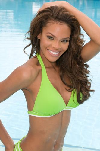 Crystle Danae Stewart (Texas) Miss USA 2008