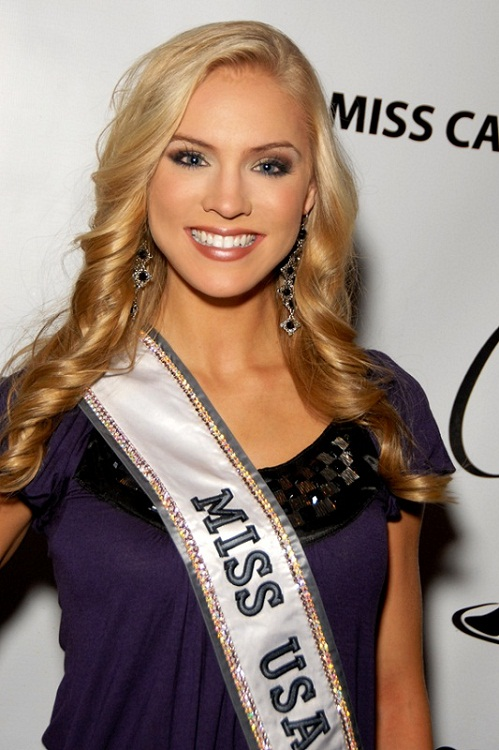 Kristen Jeannine Dalton (North Carolina) Miss USA 2009
