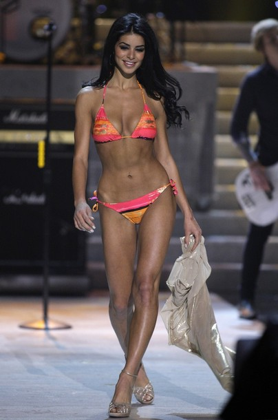 Rima Fakih (Michigan) Miss USA 2010