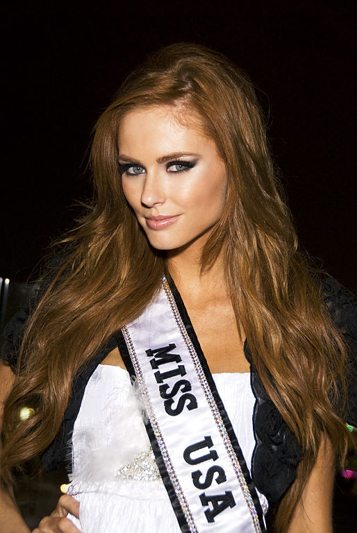 Alyssa Marie Campanella (California) Miss USA 2011