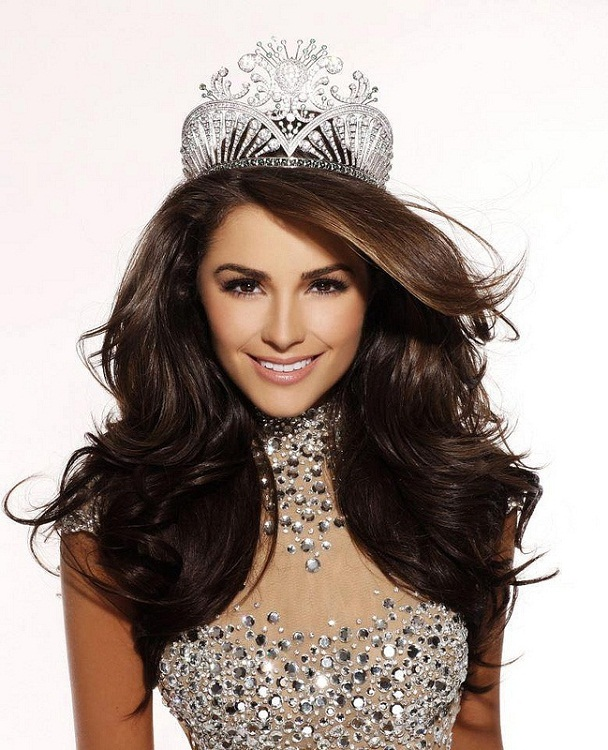 Olivia Culpo (Rhode Island) Miss USA 2012 and Miss Universe 2012