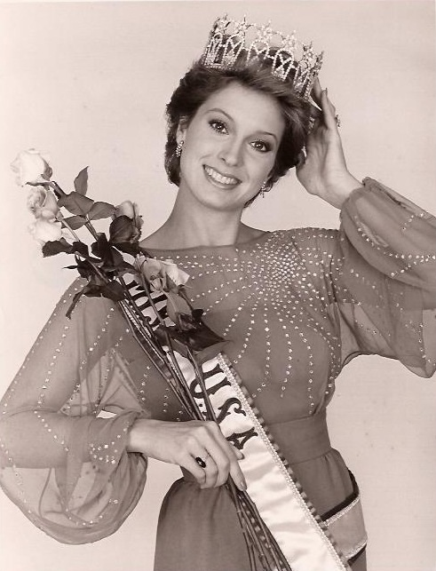 Terri Utley (Arkansas) Miss USA 1982