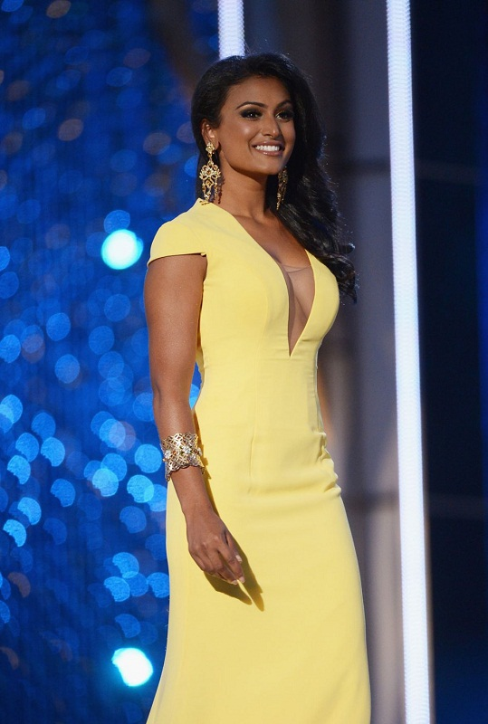 Nina Davuluri / नीना दावुलूरी Miss America 2014 winner hot image