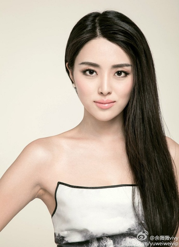 Wei Wei Yu Miss China World 2013 photo / 余薇薇 世界小姐