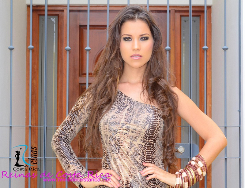 Yarly Marin Miss Costa Rica World 2013 photo