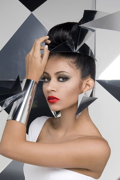 Karen Soto Miss World Next Top Model 2011 winner photo