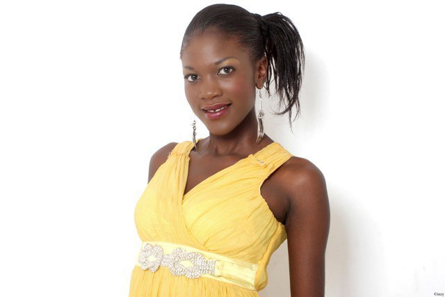 Christine Mwaaba - Miss Zambia World 2013