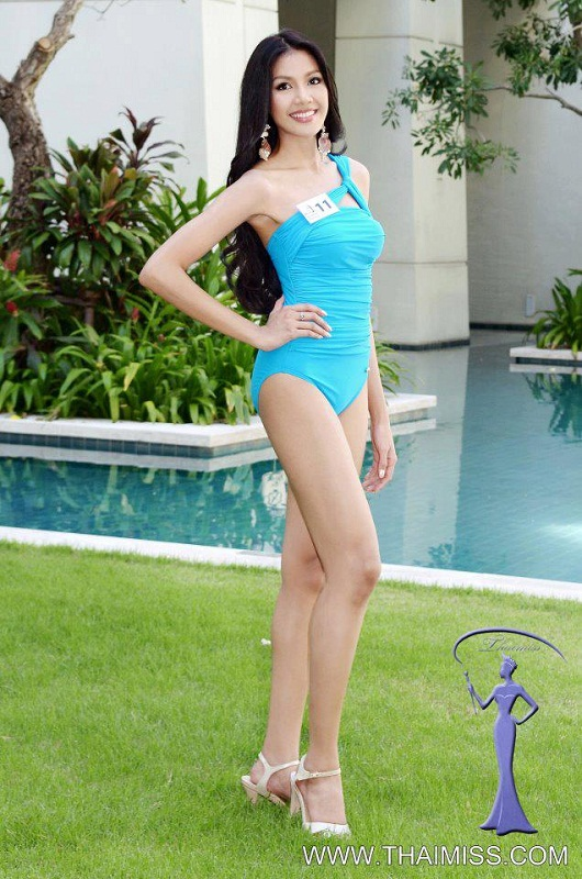 Chalita Yaemwannang hot Thai girl