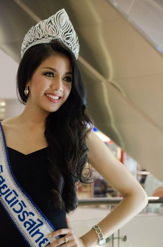 Chalita Yaemwannang Thai beauty queen