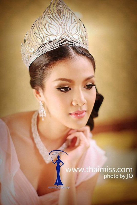 Chalita Yaemwannang Beautiful Thai girl