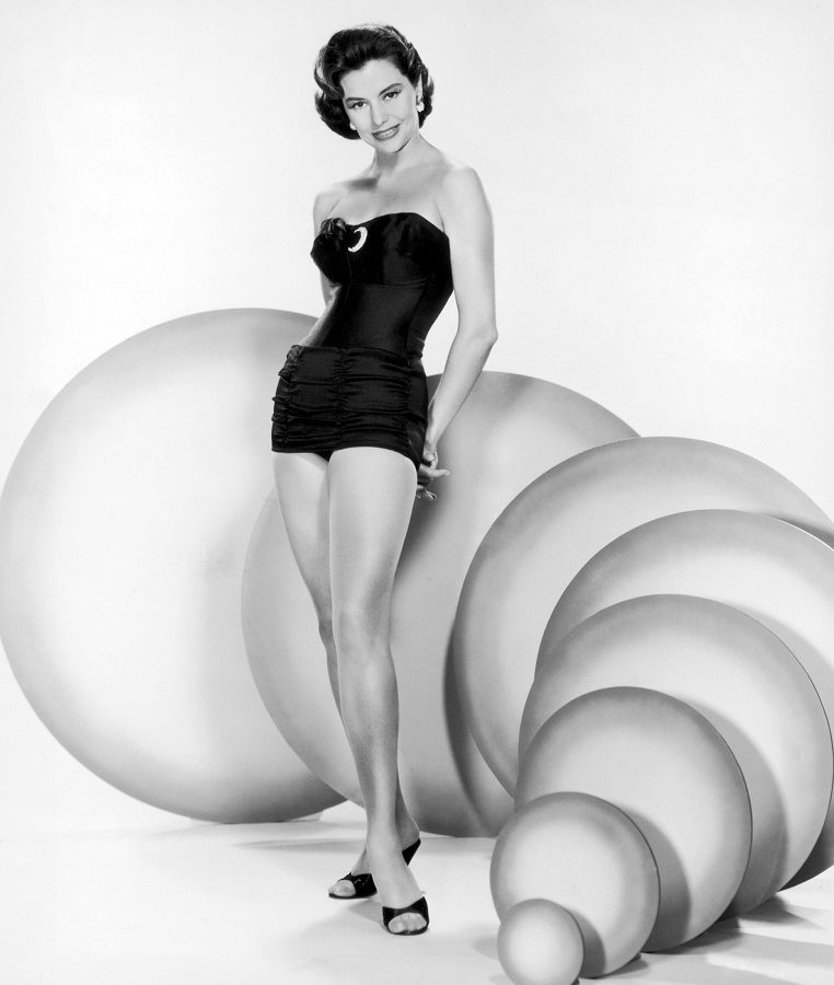Cyd Charisse Most beautiful Legs in the World. photo