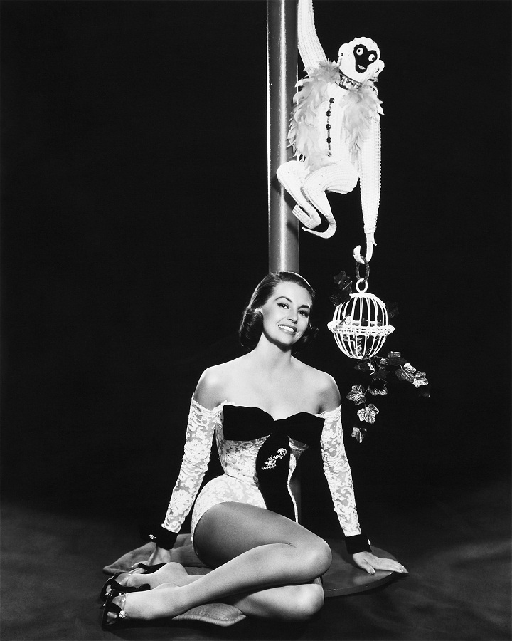 Cyd Charisse Most beautiful feet in the World. photo