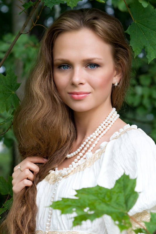 Ekaterina Plekhova beautiful russian girl photo