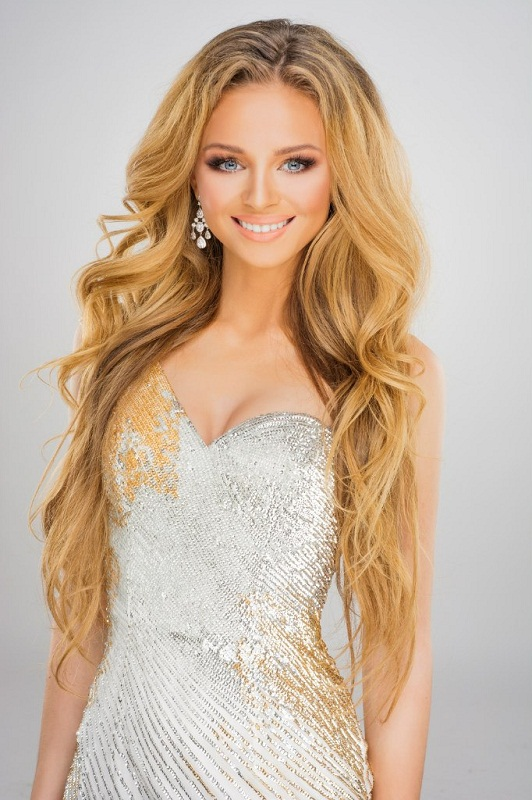 Ekaterina Plekhova (Russia) Miss Intercontinental 2013 winner photo