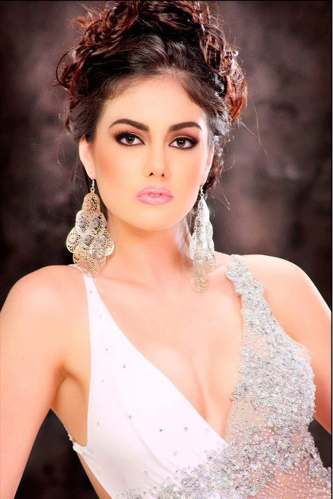 Barbara Turbay Miss Colombia World 2012 picture