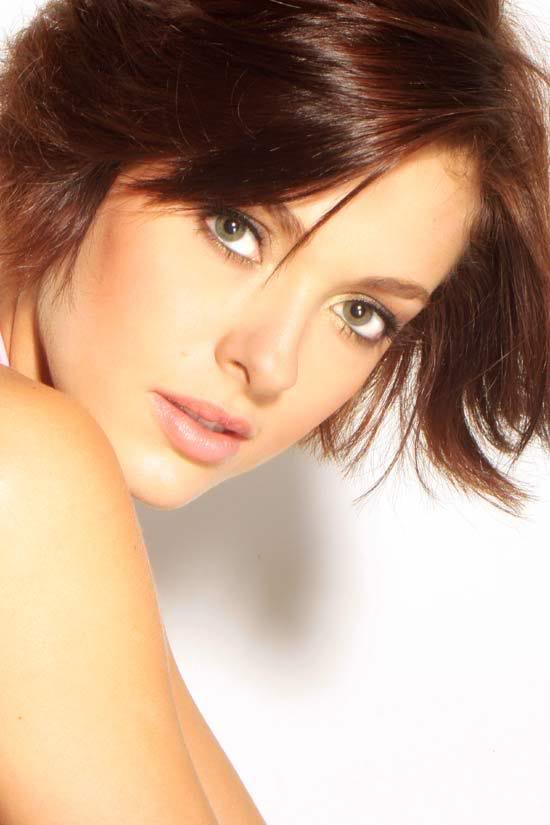 Michelle Rouillard Miss Colombia 2008 picture
