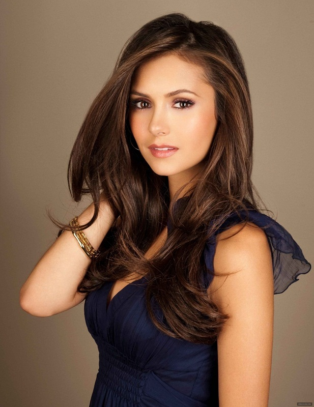 The most beautiful Bulgarian woman Nina Dobrev picture