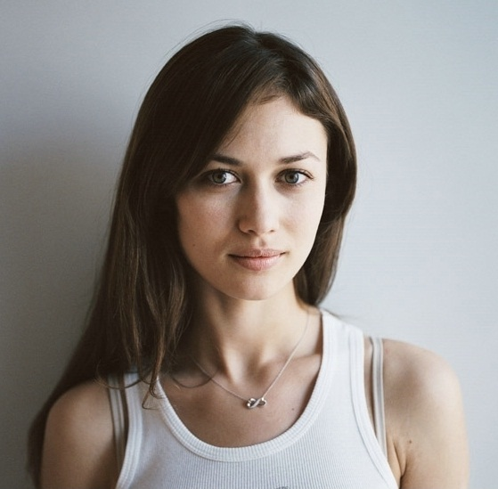 The most beautiful Ukrainian woman Olga Kurylenko