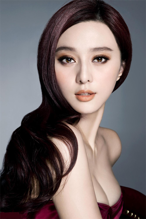 Fan Bingbing / 范冰冰 breast hot picture