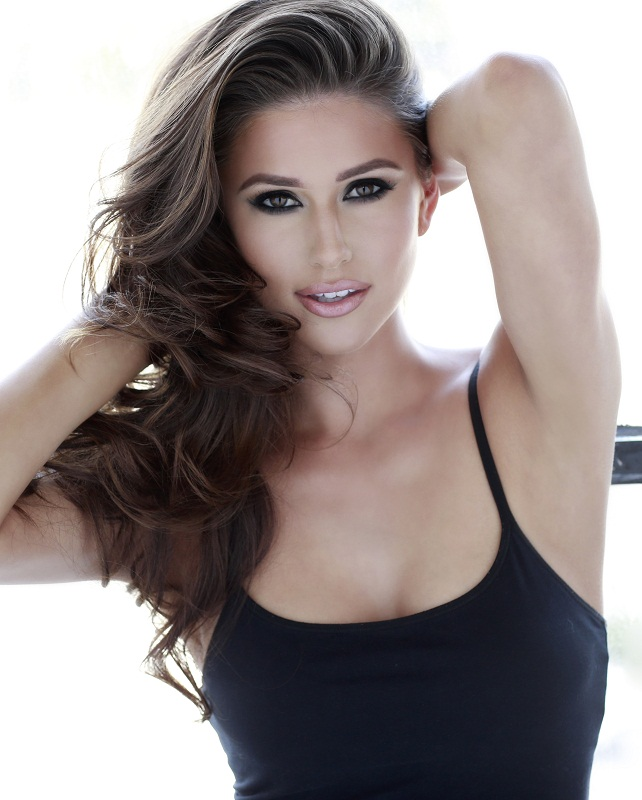 hot Nia Sanchez Miss Nevada USA 2014 picture