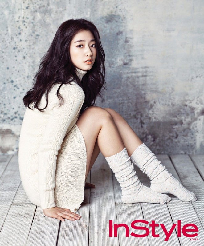 Park Shin Hye / 박신혜 for InStyle Magazine photo