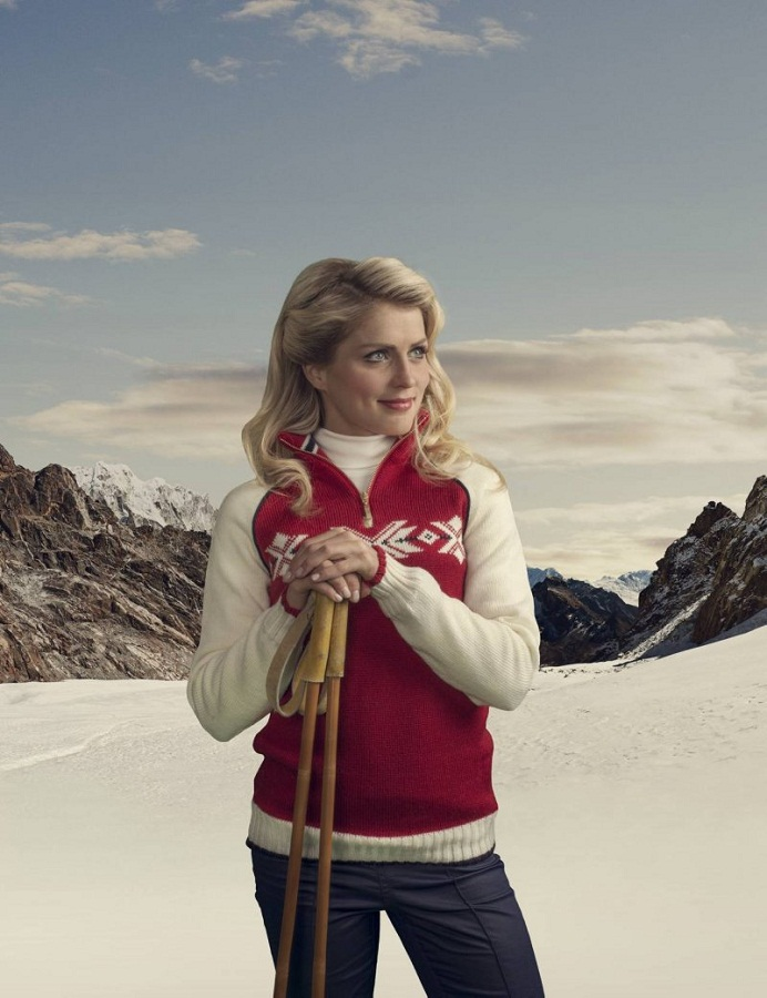 Therese Johaug Beautiful Norwegian cross-country skier photo