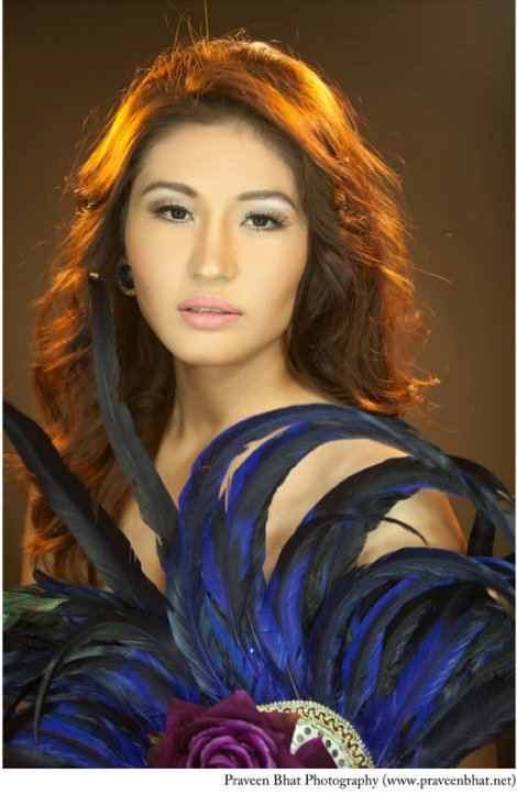 Tenzin Norzom Miss Tibet 2010 photo