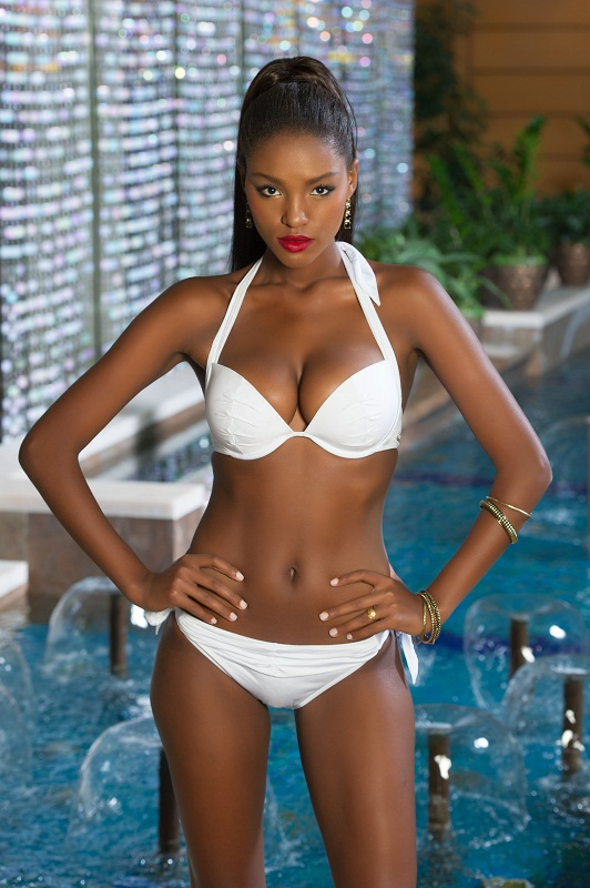 Yityish Titi Aynaw hot Ethiopian Jew picture